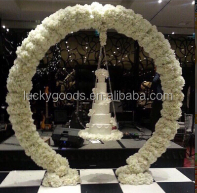 Wholesale Latest Design Personalized Rose And Hydrangea Flower Stage Decoration Buy Flower