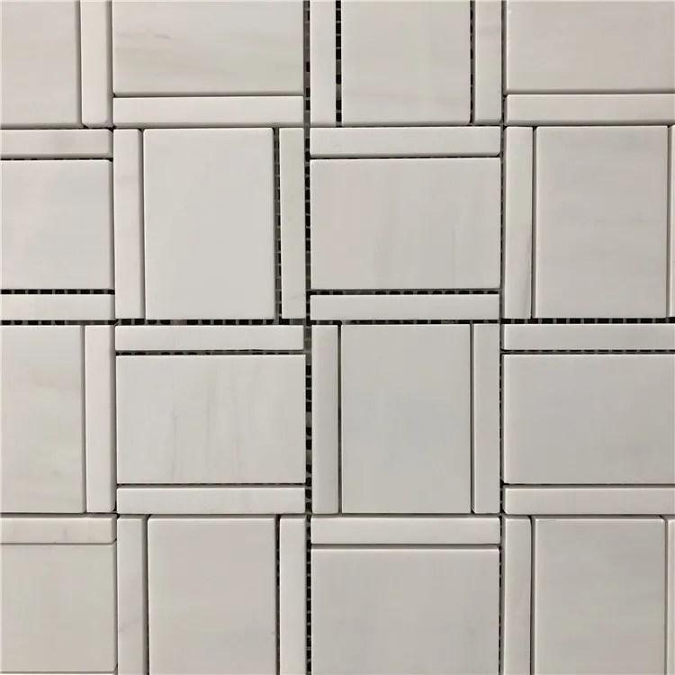 dolomite square star white marble mosaic kitchen backsplash buy flooring mosaic kitchen backsplash tile square marble mosaic dolomite marble mosaic