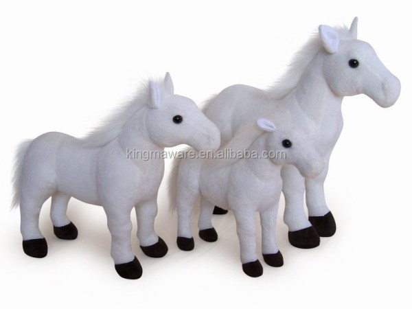 realistic horse toy # 64