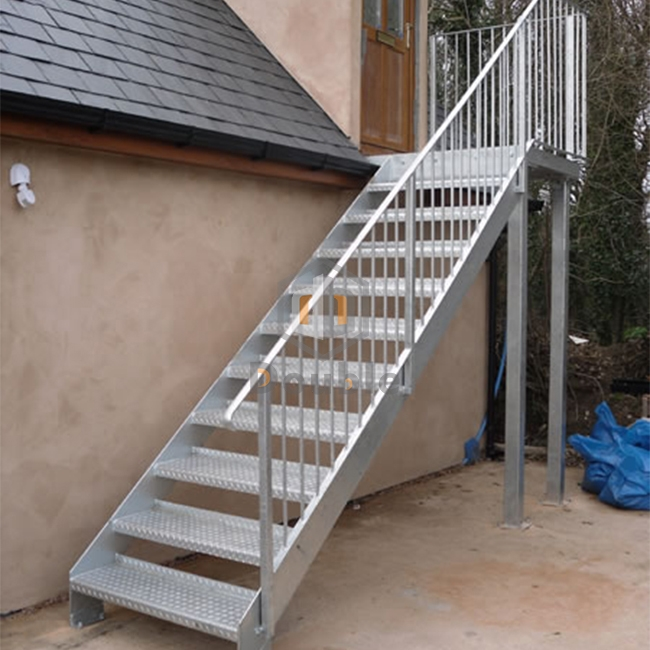 Outdoor Metal Stainless Steel Staircase Design Stairs Buy   Steel Design For Stairs   Steel Railing   2 Story Steel   Step   Fancy   Low Cost