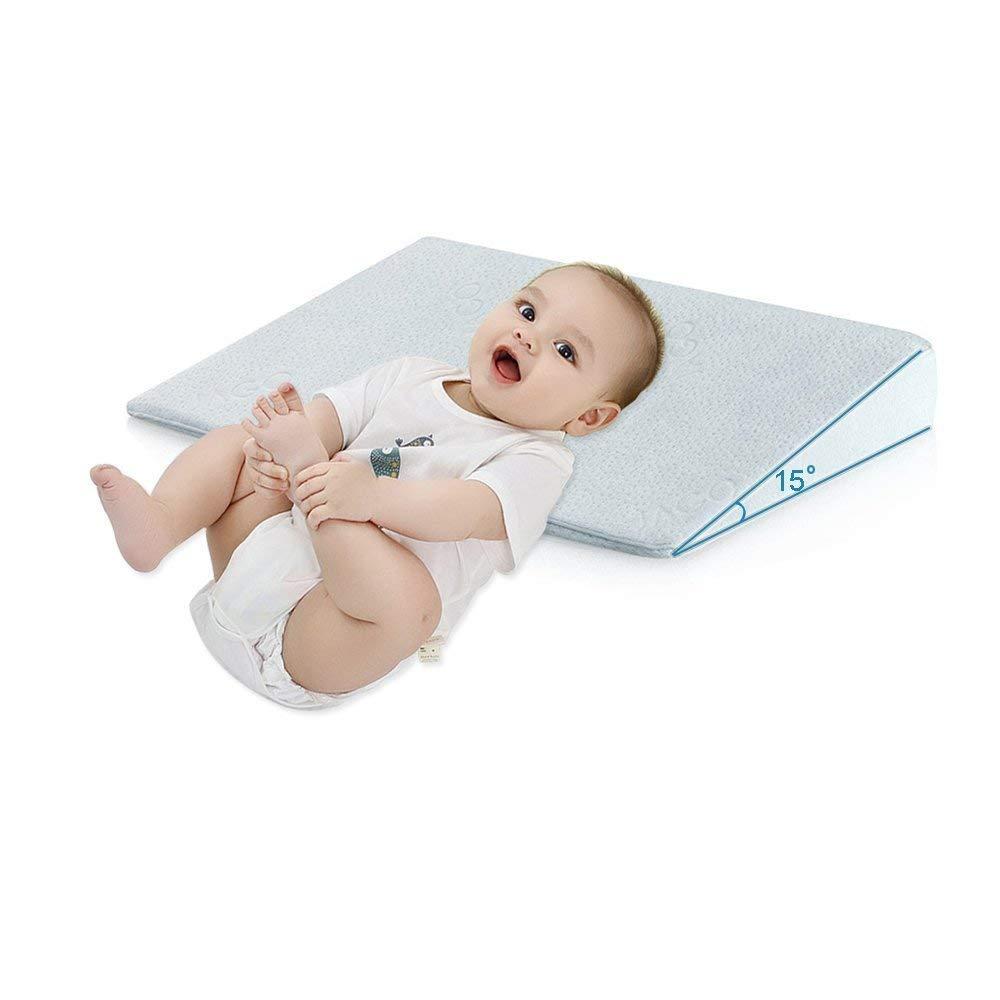 buy crib wedge pillow for baby mattress
