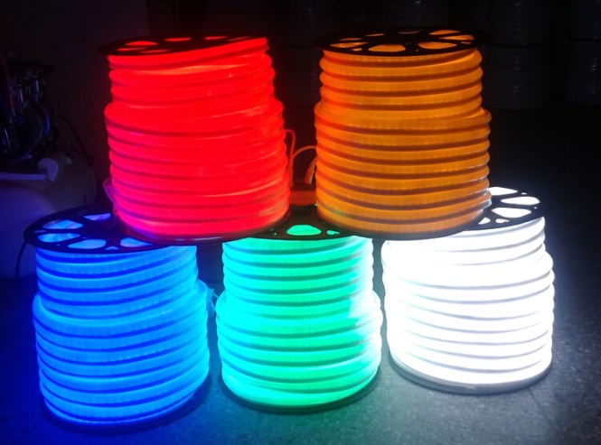 Battery Powered Rope Lighting 12v Lights 12 Volt Led Custom