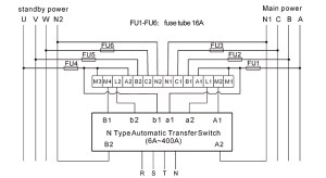 Wiring Diagram Controls For A Transfer Switch – readingrat