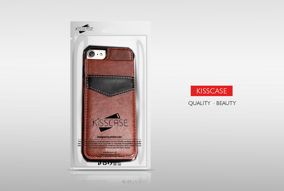 HTB1CO5ybPgy uJjSZKzq6z jXXay KISSCASE Vertical Flip Card Holder Leather Case For iPhone 6s Cover For iPhone 7 Wallet Case 8 XR 11PRO MAX 11 чехол на айфон 6s