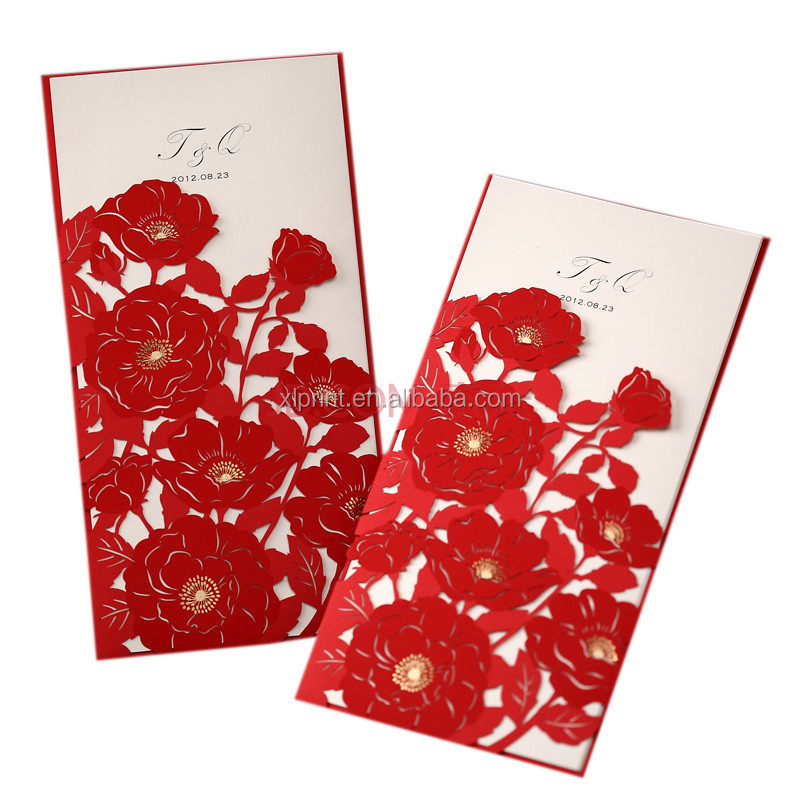 Laser Cut Wedding Invitations Invitation Cards For Decorations Latest Indian Card Designs
