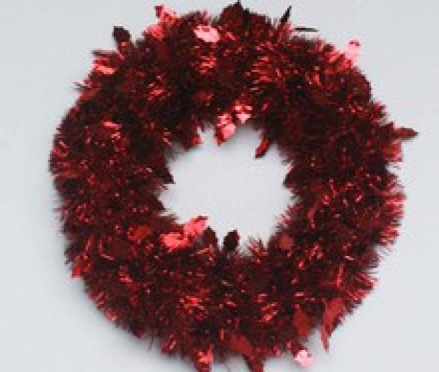 Christmas Tinsel Wreath Christmas Tinsel Wreath Suppliers And Manufacturers At Alibaba Com