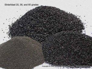 Resultado de imagen de partículas de óxido de aluminio y diamante