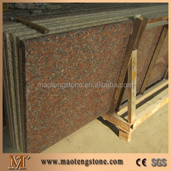 China Granite Prefab Bullnose Edges