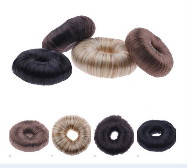 Modern Woman Korean Style Donut Hairpiece Hair Band Rope