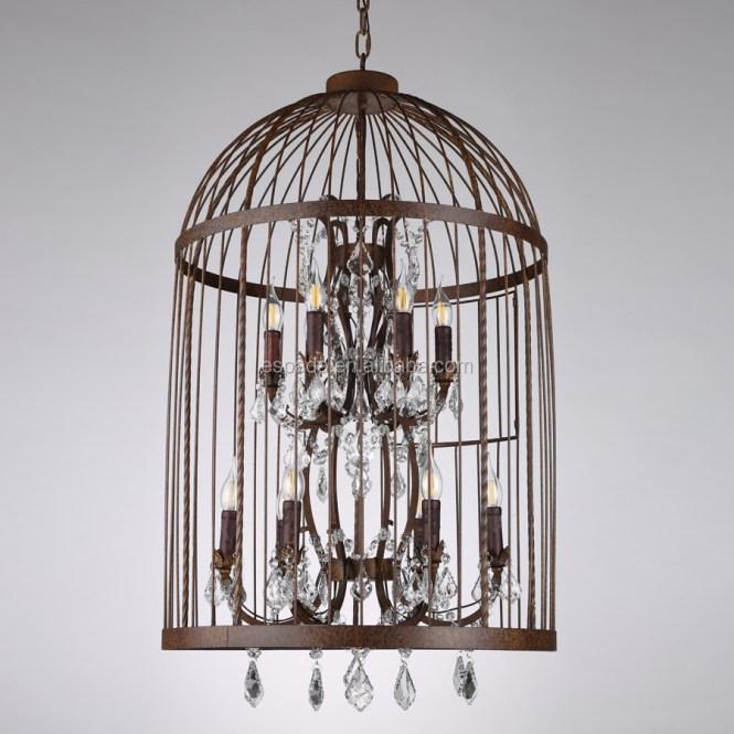 Birdcage Chandelier Supplieranufacturers At Alibaba