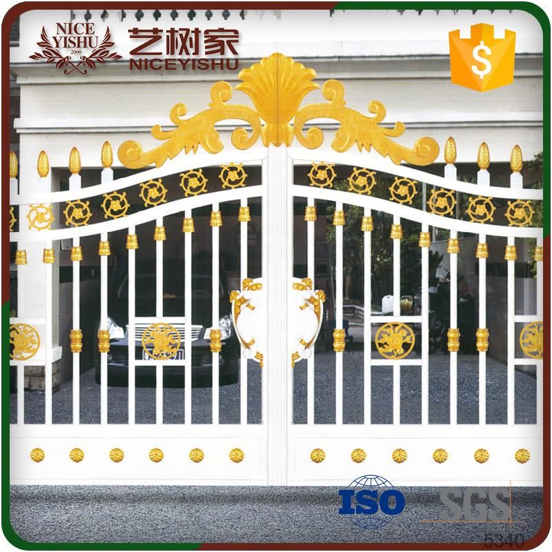 High Quality New Design House Gate Color Ajly 610
