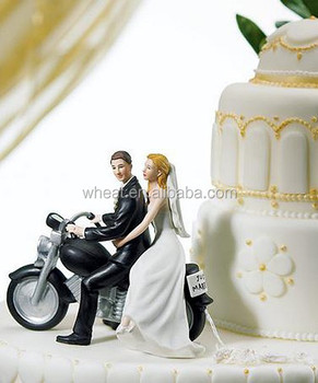 Popular Motorcycle Wedding Cake Topper   Buy Motorcycle Wedding Cake     Popular Motorcycle Wedding Cake Topper