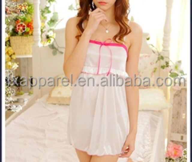 Women Sexy Mature Asian Lingerie Bridal Babydoll