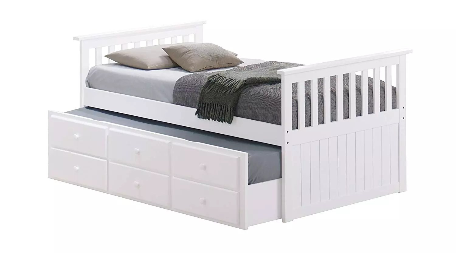 bed with trundle bed and drawers buy modern trundle bed double bed with storage captain s bed with trundle bed and drawers product on alibaba com
