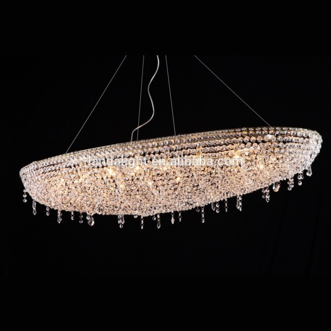 Oval Asfour Crystal Chandelier Product On Alibaba