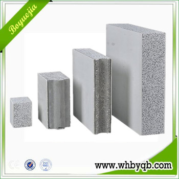 75mm Thickness Precast Eps Concrete Interior Partition Lightweight Wall Panel