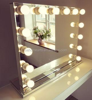 hollywood eclaire miroir de vanite de maquillage
