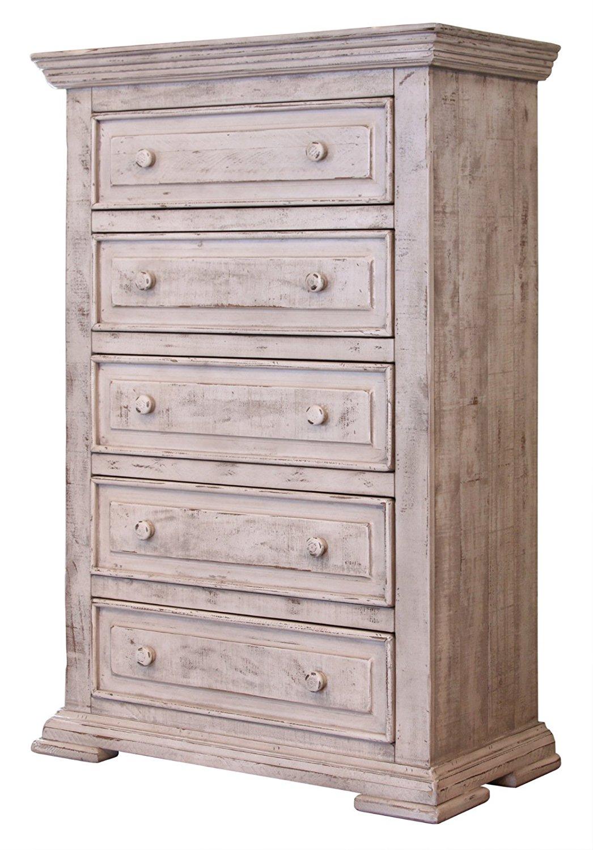 cheap black shabby chic dresser find