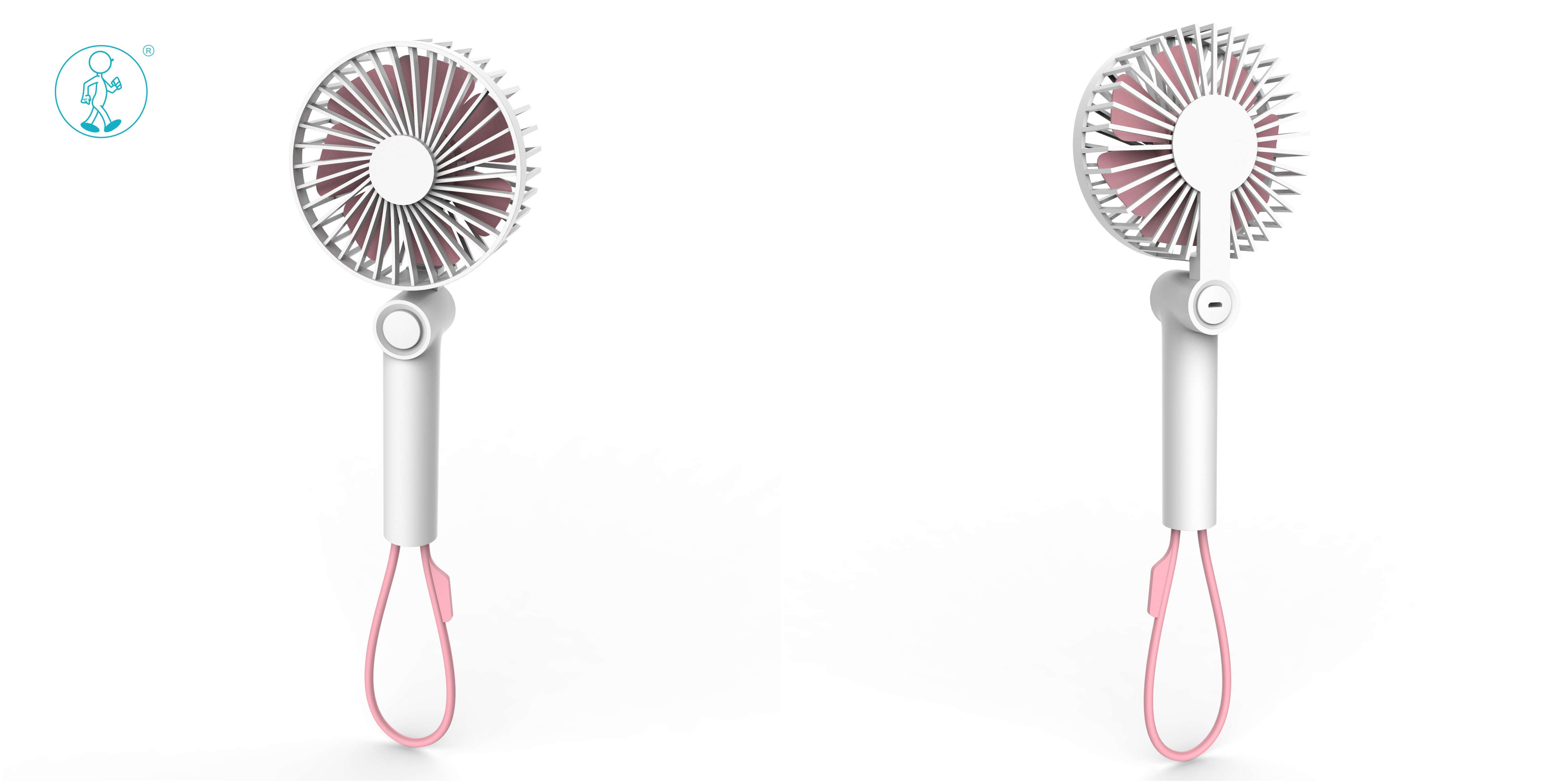 Best Selling Rechargeable Handheld Cooling Fan Mini
