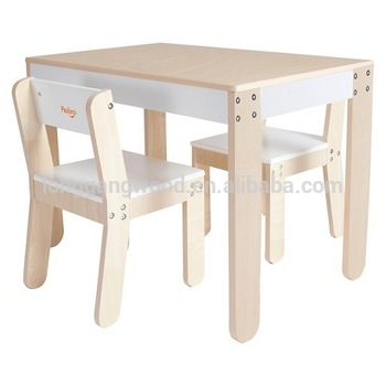 Modern New Design Furniture Kids Wood Table And Chair Set Kids Wooden Tables And Chair Sets Solid Wood Kids Table And Chairs Set Buy Wooden Table Chair Set For Kids Kids School Tables