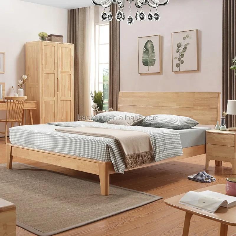 lit en bois et caoutchouc mobilier de chambre moderne buy lit en bois massif lit en bois massif lits en bois recupere product on alibaba com
