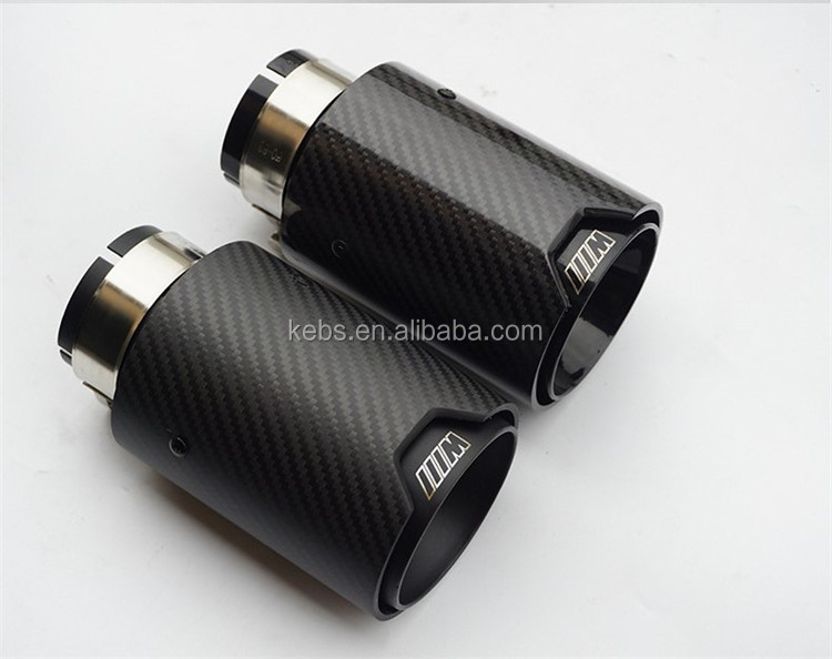 real carbon fiber exhaust tips for bmw universal exhaust tips buy real carbon tips carbon fiber exhaust tips universal exhaust tip product on