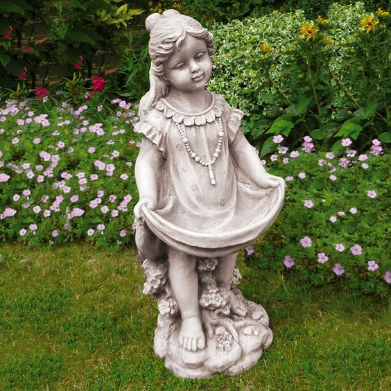 Little Girl Garden Statue, Little Girl Garden Statue Suppliers And