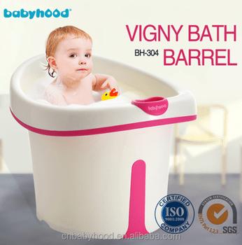 Toddler Bath Tub With SeatDeep Baby Bath BucketBig