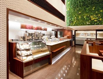 Custom Modern Coffee Shop Decoration Designs Will All