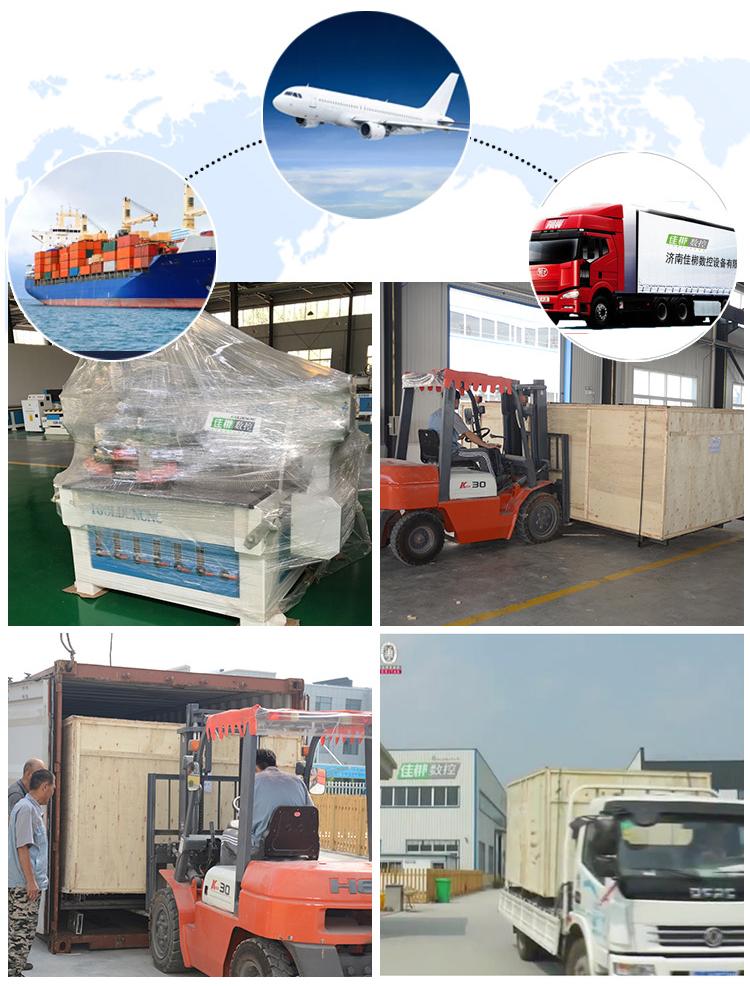 Jinan CNC plasma cutting machine for metal sheet and pipe cutting hot sale 8