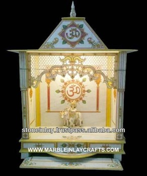 Emejing Marble Temple For Home Design Pictures - Decorating House ...