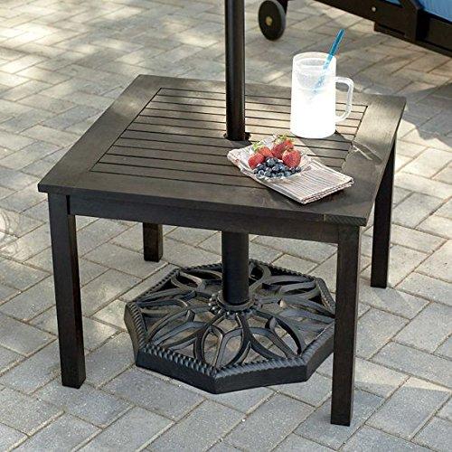 cheap table umbrella planter find