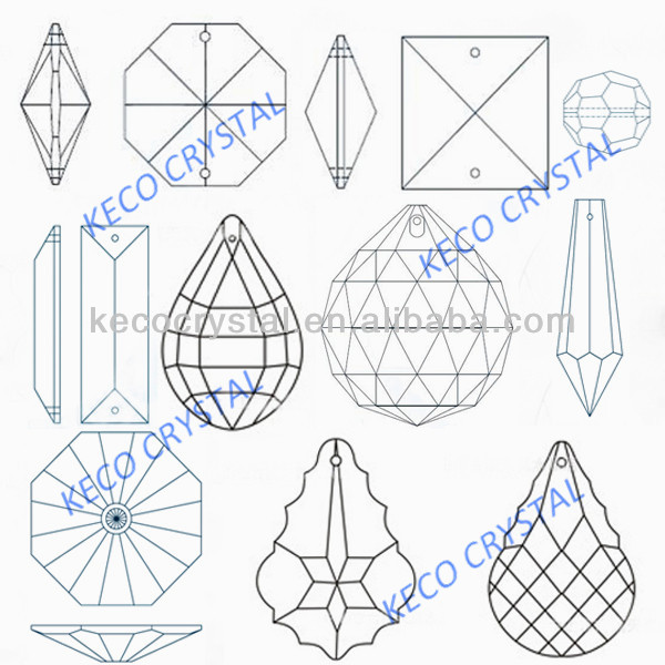 K9 Quality Crystal Chandelier Parts Keco Is The Manufacturer Of All Types Glass Beads