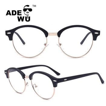 dafdc0bfa2 Ade Wu 2017 Italian Design Eyewear Brands Optical Eyeglass Frames