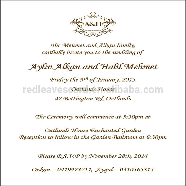 Wedding Invitation Cards Design And How To Write A Text Poems Ideas