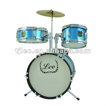 Junior Drum Set 3 Drums  Children Drum Kit  Music Toy   Buy Glamor     Junior Drum Set 3 Drums  Children Drum Kit  Music toy
