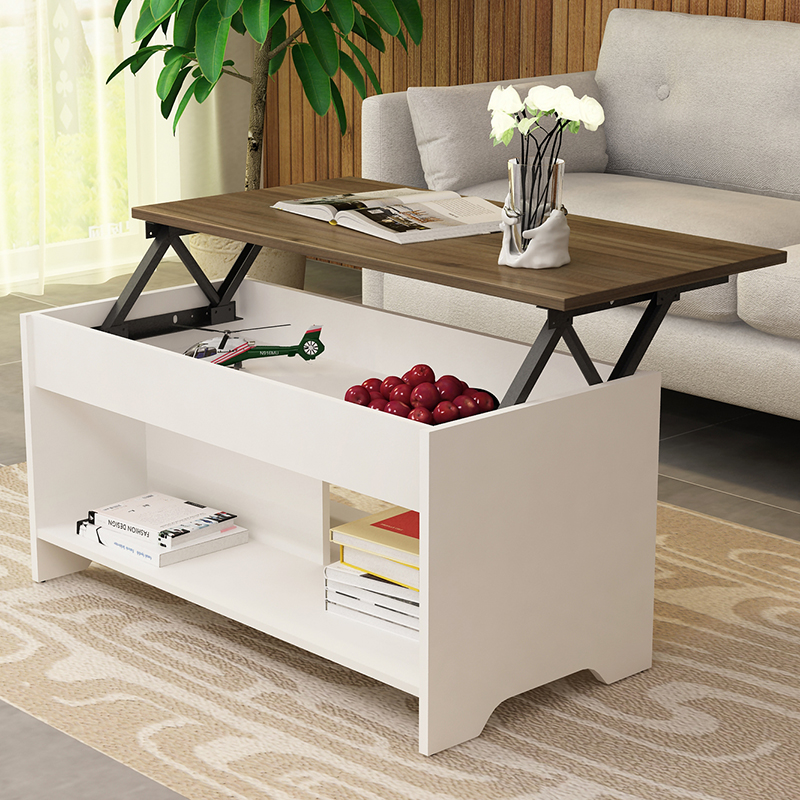 Modern Wooden Living Room Table Novocom Top