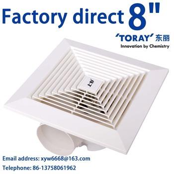 bathroom exhaust fan size