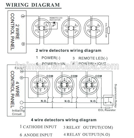 HTB1SuMPFVXXXXcJXVXXq6xXFXXX5?resize=457%2C472 4 wire smoke detector wiring diagram the best wiring diagram 2017 2 wire smoke detector wiring diagram at edmiracle.co