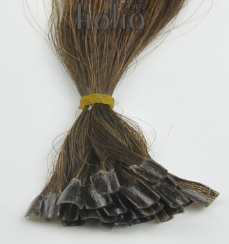 Long Last Italt Glue U Tip Whole Hair Extension Packaging Extensions