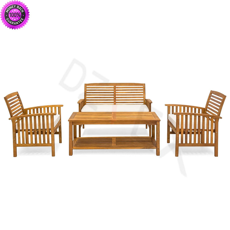 cheap patio furniture wood find patio