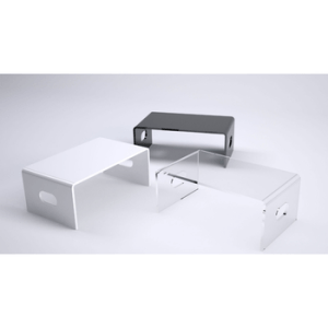 Acryl Laptop Tafel Monitor Stand Moderne Meubels   Buy Acryl Laptop     Acryl Laptop Tafel  Monitor Stand  moderne Meubels