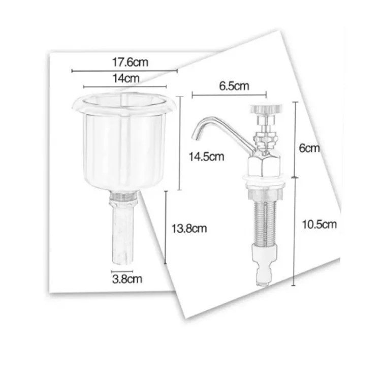 bar ice cream coffee dipper well bowl and kitchen faucet set buy dipper well bowl dipperwell dipper well product on alibaba com