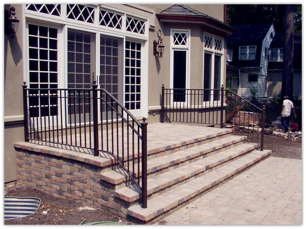 Rustproof Wrought Iron Railings Metal Railing Outdoor Stairs Buy Wrought Iron Railings Metal | Wrought Iron Railings For Outside Steps