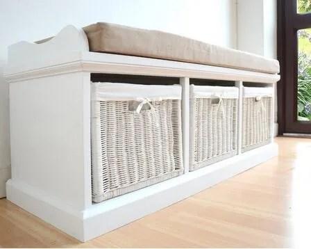 banc de rangement en bois massif siege d interieur etroit avec tiroir en osier buy banquette de rangement en bois de haute qualite avec tiroir