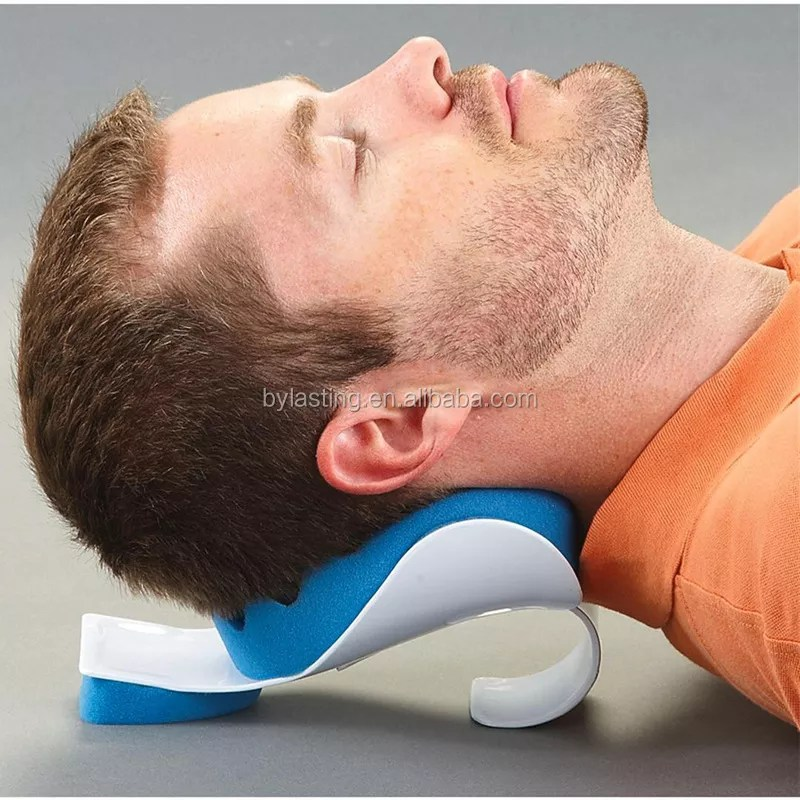 pinched nerve neck cranial cradle neck shoulder pain pillow herniated disc buy pillow neck pillow travel pillow product on alibaba com