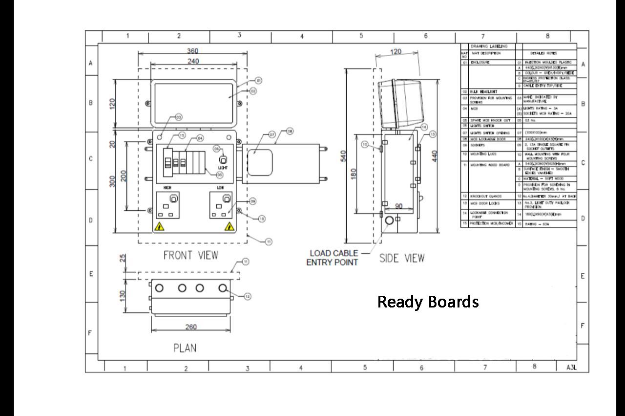 Ready Board 63a