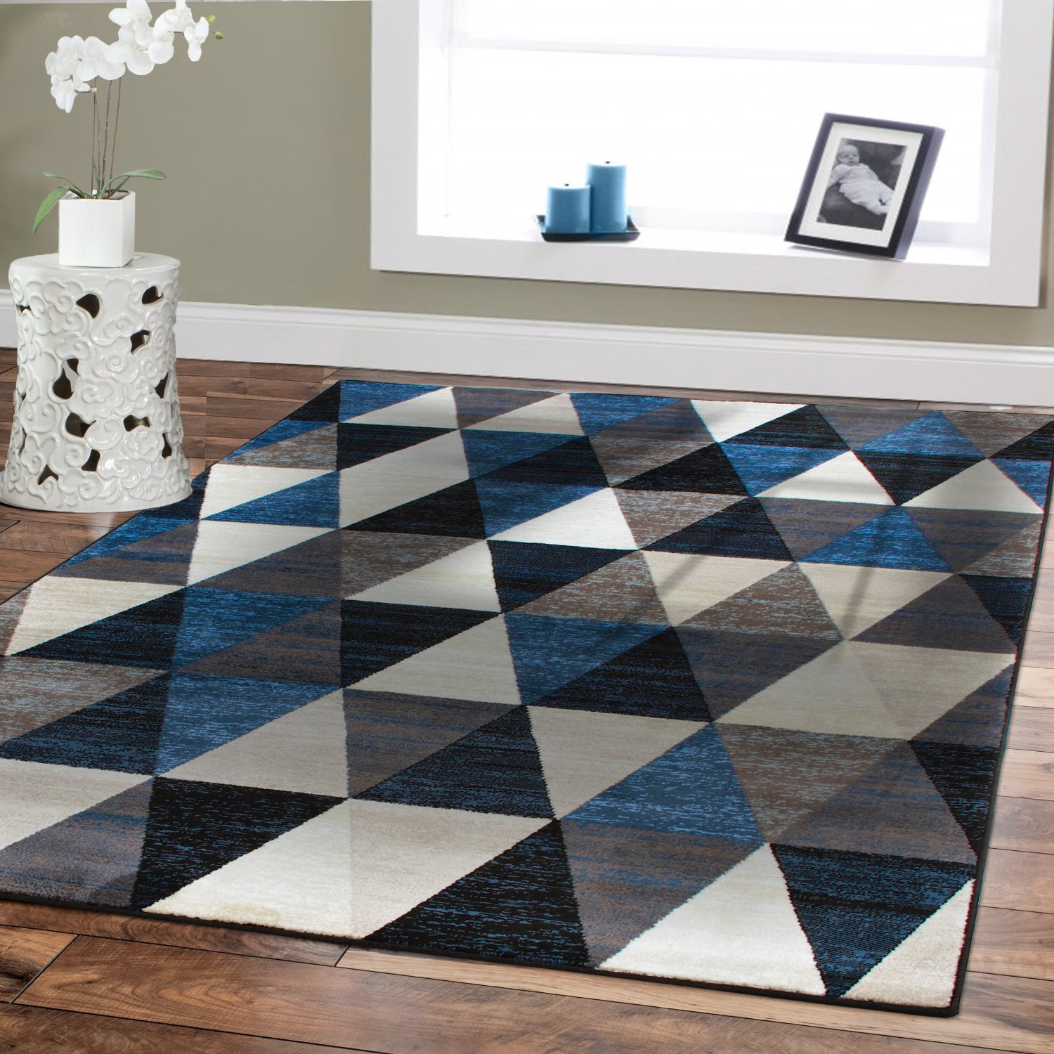 Cheap Brown And Blue Rugs Find Brown And Blue Rugs Deals On