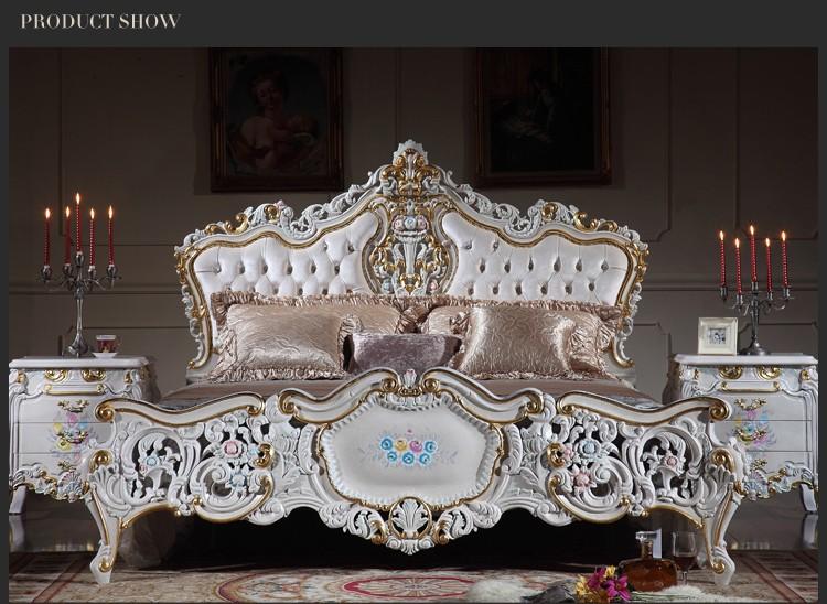 Classic Italian Antique Bedroom Furniture Antique Baroque European
