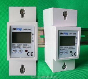 Single Phase Rs485 Digital Electric Energy Meter Wifi  Buy Electric Energy Meter Wifi,Smart